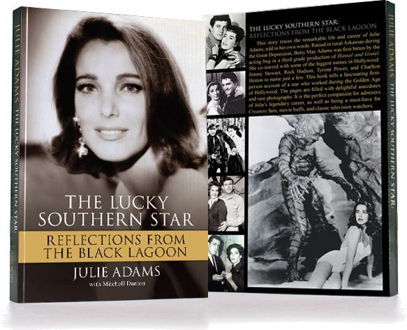 Julie Adams the lucky southern star